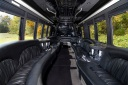 Limo Party Bus Interior 2