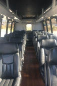 Shuttle Bus Interior 2