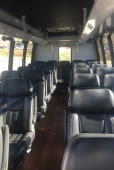 Shuttle Bus Interior 3