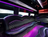 Mercedes Sprinter Interior 2