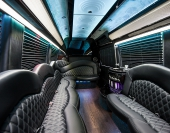 Mercedes Sprinter Interior 5