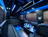 Mercedes Sprinter Interior 7