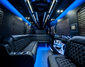 Mercedes Sprinter Interior 8