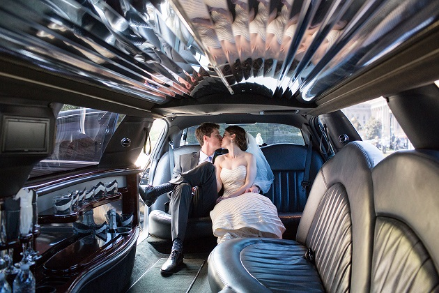 Luxury Wedding Transportation by Limos Inc